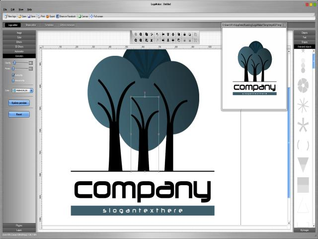 LogoMaker 4 - title cover