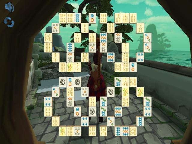 Mahjong Destiny - title cover