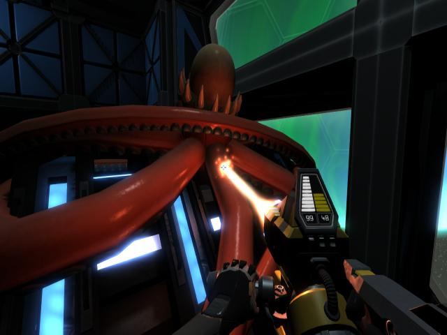 Interstellar Rift - game cover