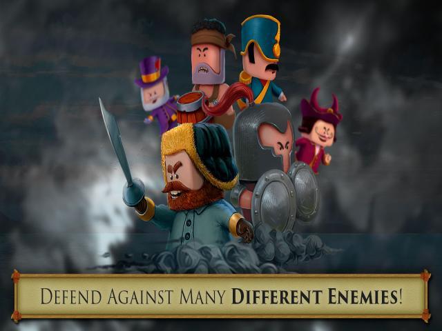 Selknam Defense - title cover