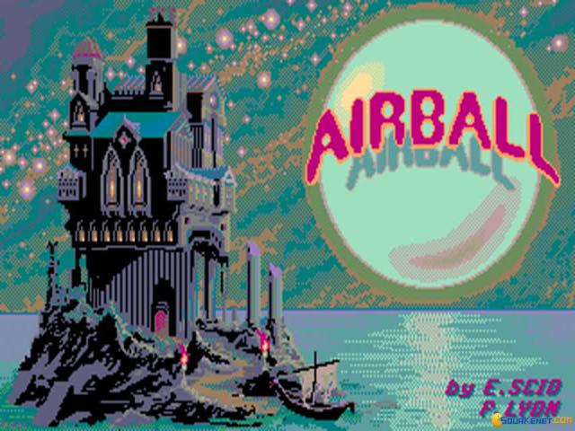 Airball - title cover