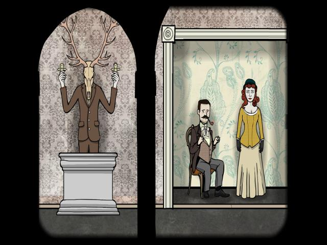 Rusty Lake: Roots - title cover