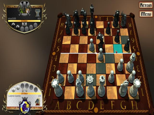 Chess 2: The Sequel - title cover