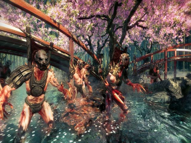 Shadow Warrior (2013) - game cover