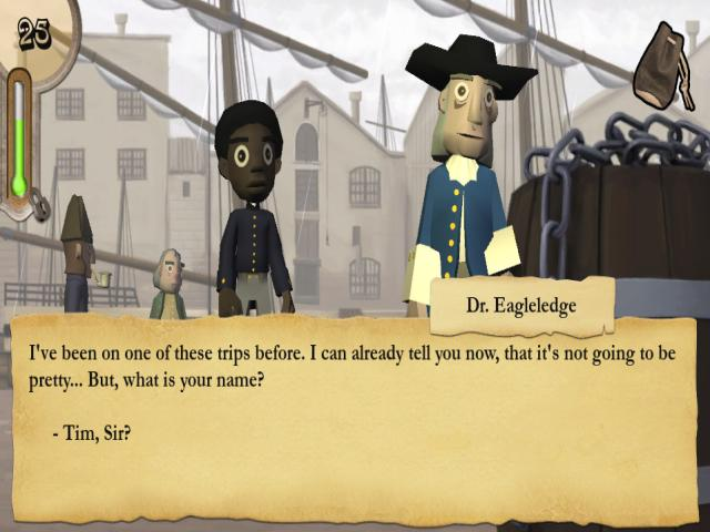 Playing History 2 - Slave trade - title cover