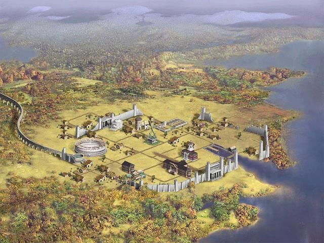 Sid Meier's Civilization III Complete - game cover