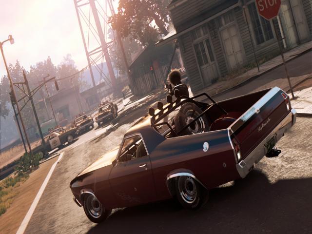 Mafia III - Faster, Baby! - game cover