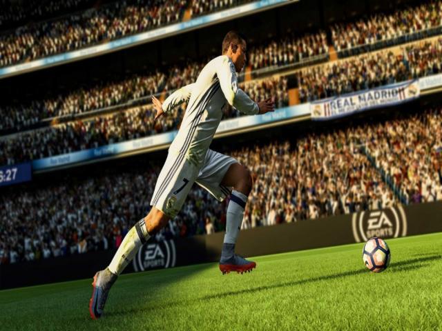 FIFA 18 - title cover