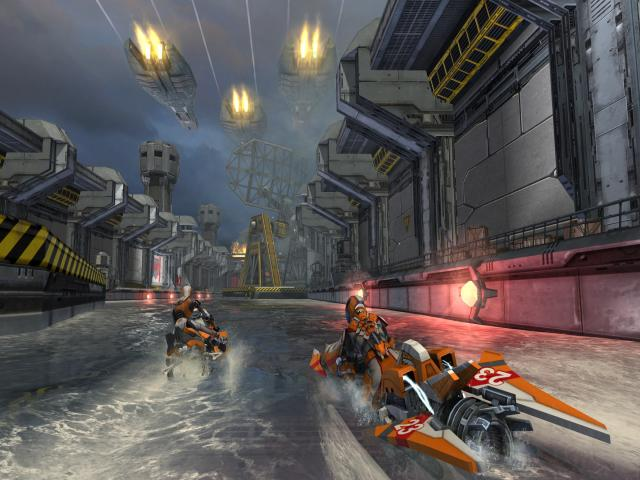 Riptide GP: Renegade - title cover