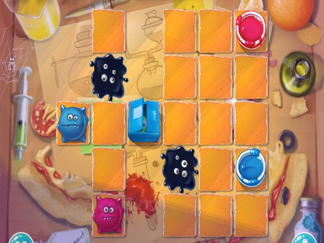 Drop Hunt - Adventure Puzzle - title cover