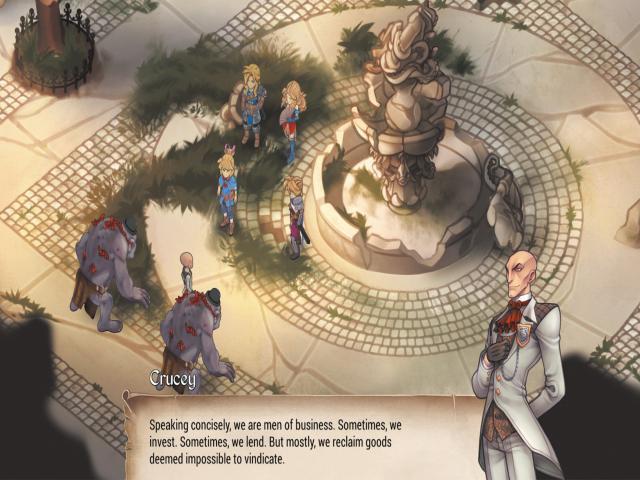 Regalia: Of Men and Monarchs - title cover
