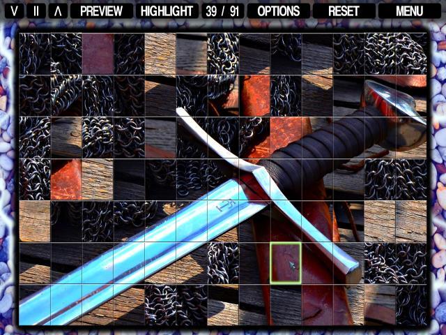 Pixel Puzzles Mosaics - title cover