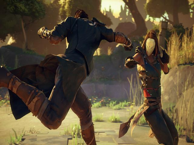 Absolver - title cover