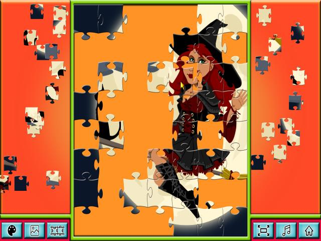 Pixel Puzzles Junior - title cover