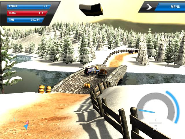 4x4 Offroad Racing - Nitro - game cover
