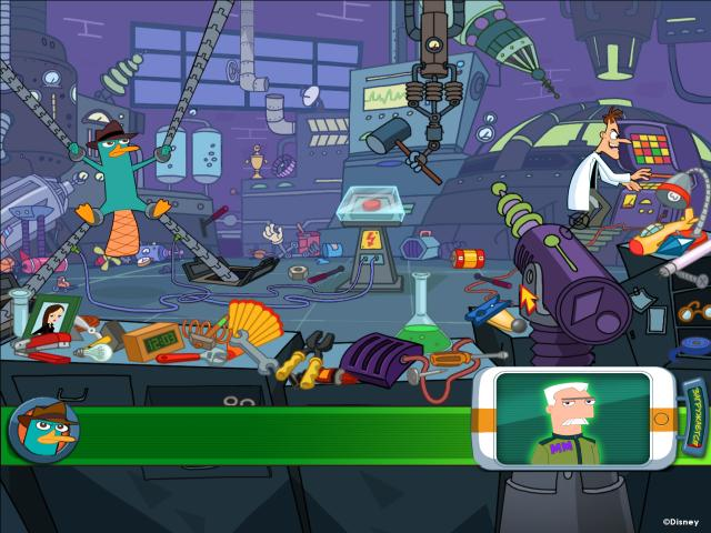 Phineas and Ferb: New Inventions - title cover