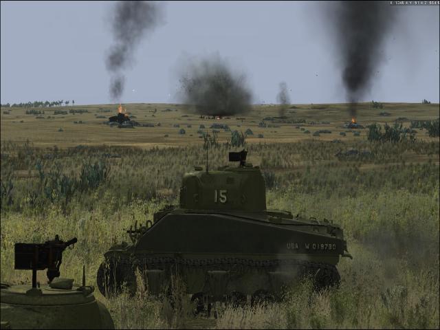 Tank Warfare: Tunisia 1943 - title cover