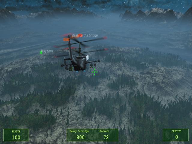 Aerial Destruction - title cover