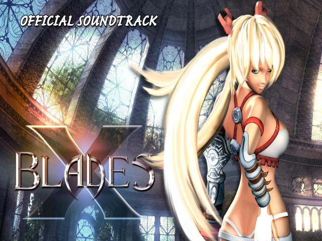 X-Blades Soundtrack - game cover