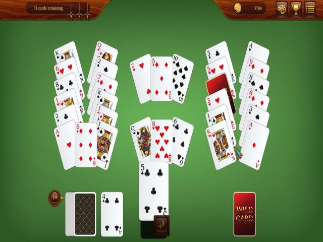 Solitaire Club - title cover