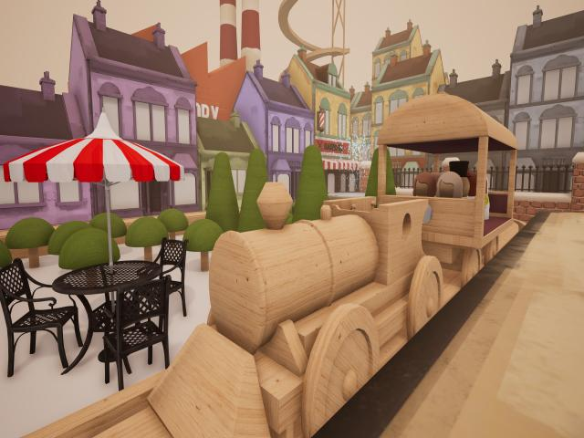 Tracks - The Train Set Game - title cover