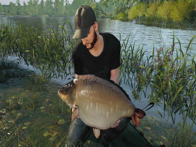 Euro Fishing: Season Pass - game cover