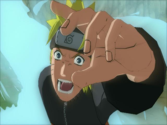 Naruto Shippuden Ultimate Ninja Storm 2 - title cover