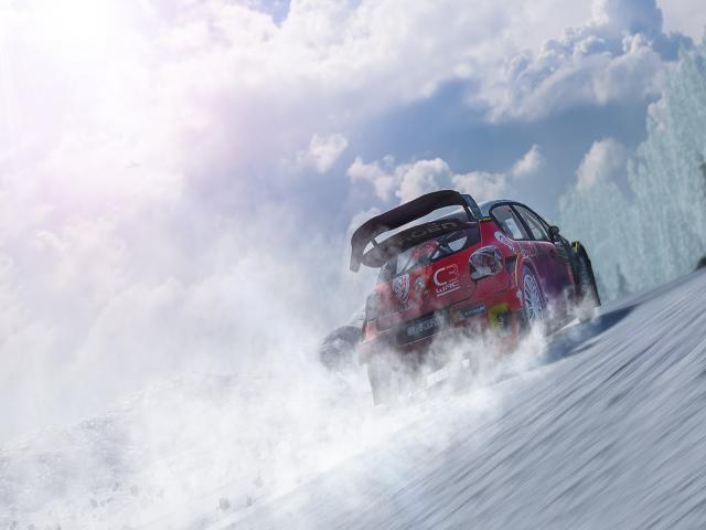 WRC 7 FIA World Rally Championship - game cover