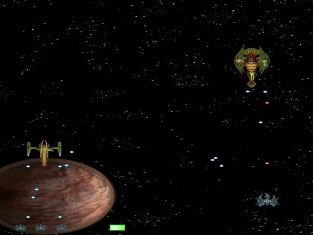 Galaxia Conquestum - game cover