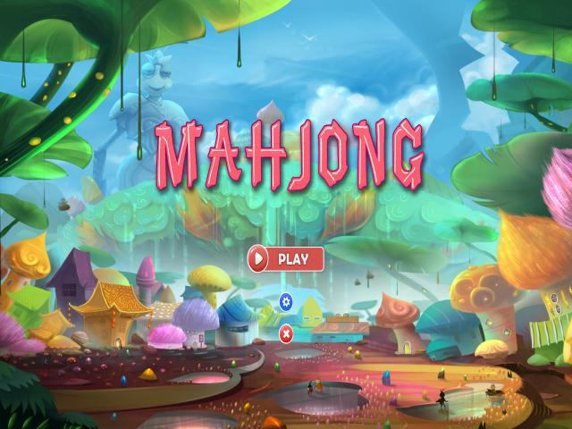 Mahjongg Match - game cover