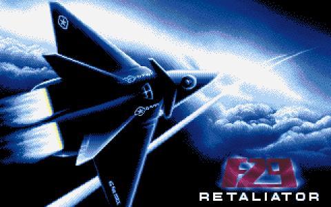 F-29 Retaliator - game cover