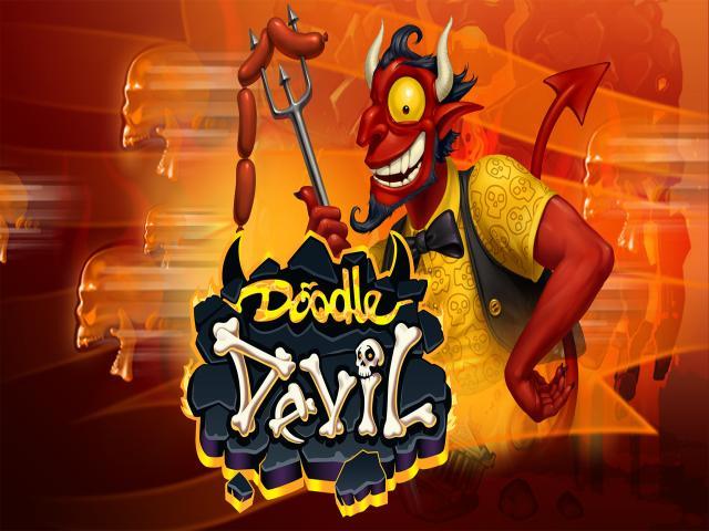 Doodle Devil - title cover