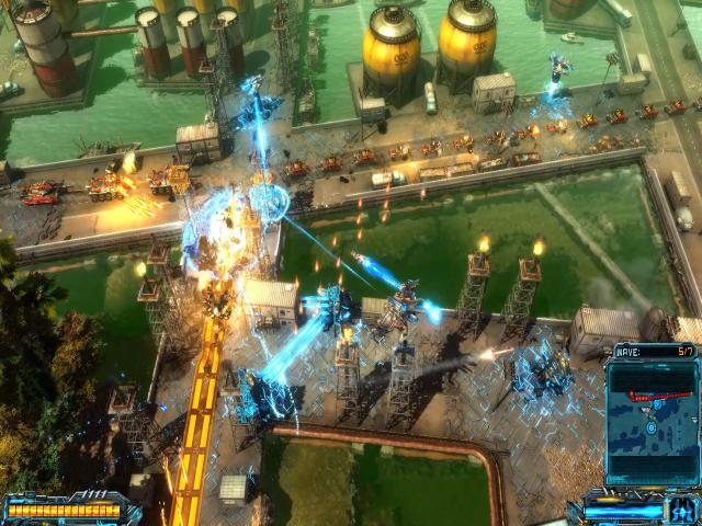 X-Morph: Defense - title cover