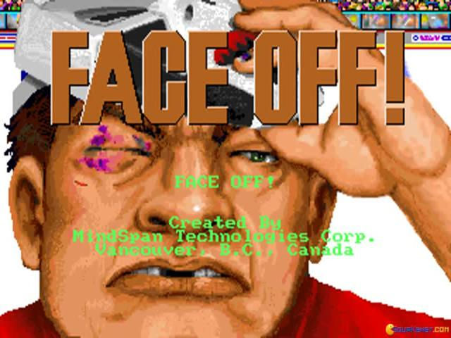 Face Off - title cover