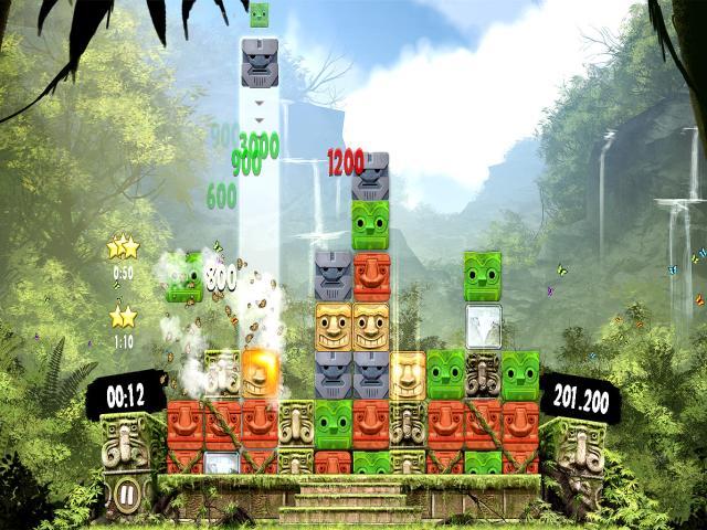 Aztec Venture - title cover