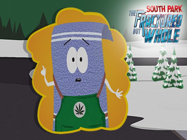 South Park: The Fractured but Whole - Towelie: Your Gaming Bud - game cover