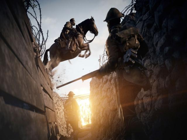 Battlefield 1 Revolution - title cover