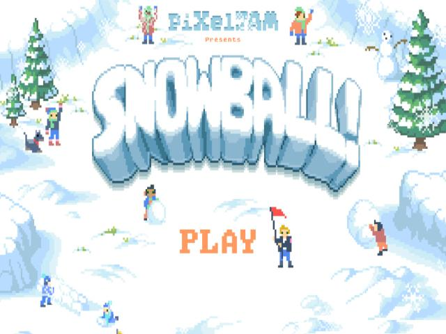 Snowball! - title cover