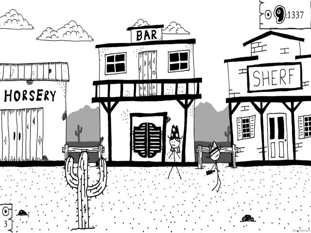 West of Loathing - title cover