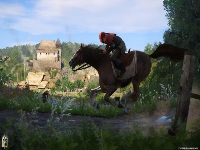 Kingdom Come: Deliverance - title cover