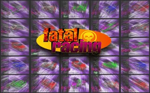 Fatal Racing - title cover