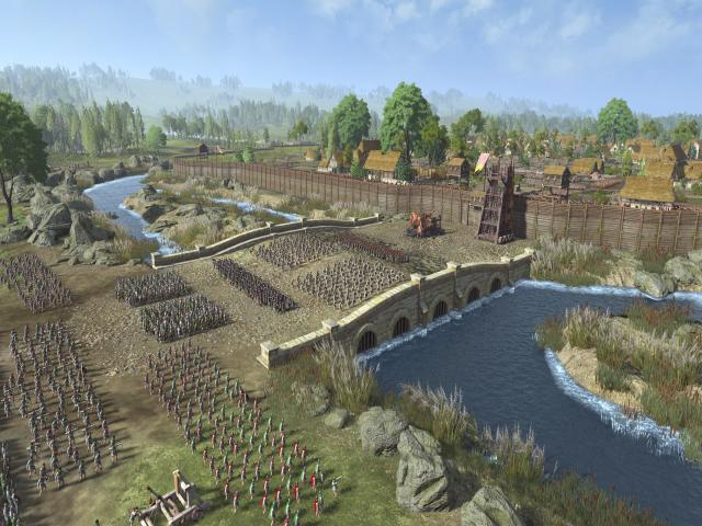 Total War Saga: Thrones of Britannia - title cover