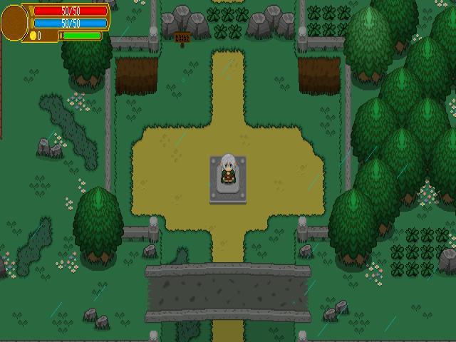 Shalnor Legends: Sacred Lands - title cover