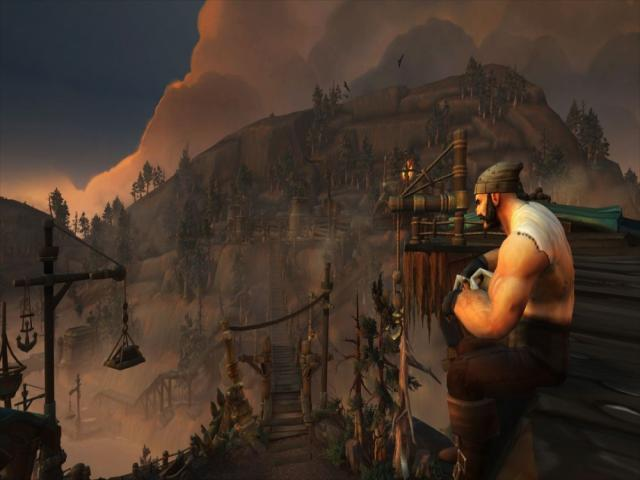 World of Warcraft: Battle for Azeroth - title cover