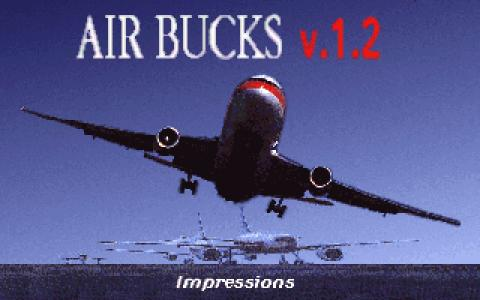 Air Bucks - title cover