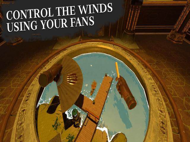 Child of the Wind - title cover