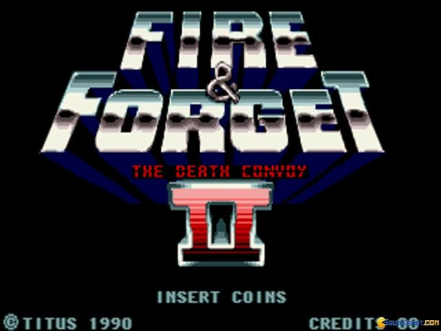 Fire and Forget 2 - title cover