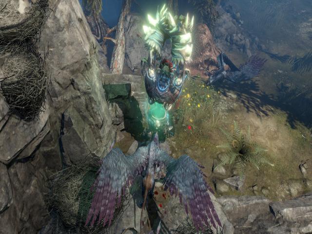 Shadows: Awakening - game cover