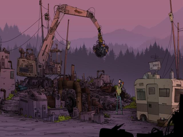 Unforeseen Incidents - title cover