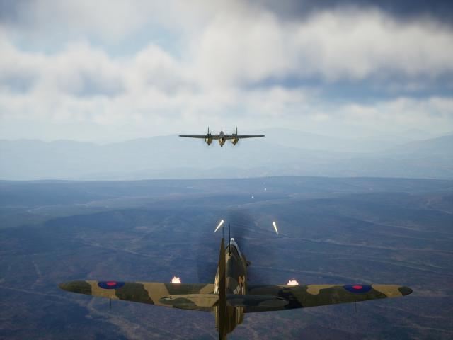 303 Squadron: Battle of Britain - title cover